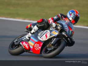 Melandri on the brink of history