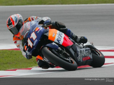 Honda take provisional front row with Ukawa on pole
