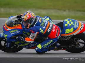 Elías continues form with provisional pole at Sepang