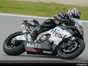 Barros takes maiden pole aboard RC211V