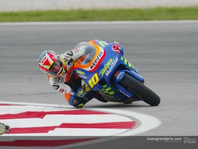 Fonsi Nieto arrache la pole à Marco Melandri