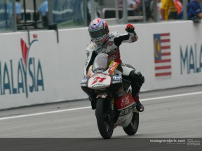 Vincent moves a step closer to the title with Malaysian win