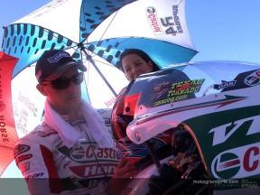 Colin Edwards : ´Je suis sûr à 99% que je piloterai en MotoGP pour Aprilia´