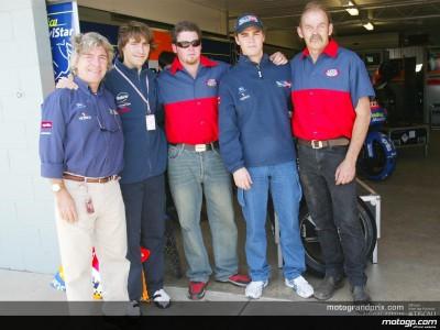 Deux générations de pilotes se rencontrent à Phillip Island