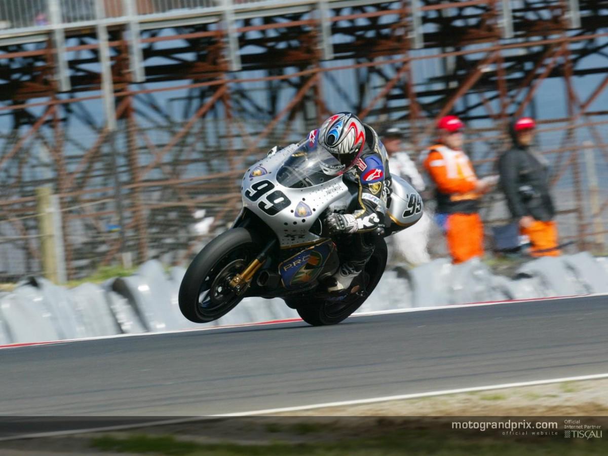 McWilliams takes second pole at Phillip Island | MotoGP™