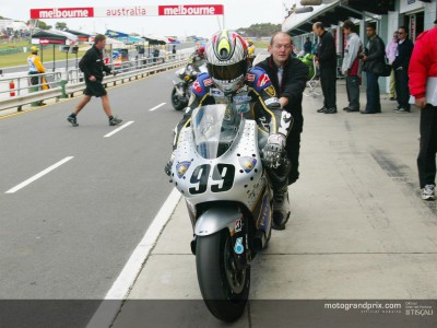 Quotes from the top three riders on the grid