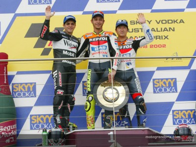 Quotes from the top 3 riders after the race