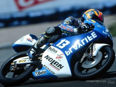 Perfil deportivo de Marco Melandri, Campeón del Mundo de 250cc