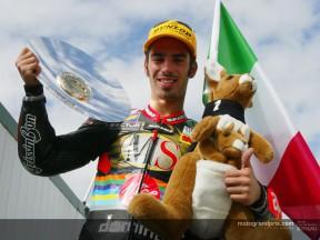 Marco Melandri: Imágenes de un Campeón