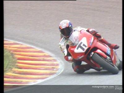 Bayliss gets first taste of MotoGP
