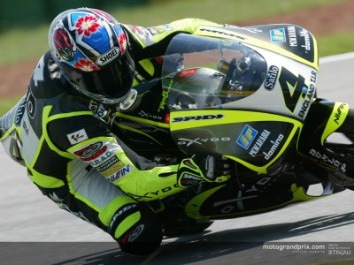 Cecchinello looks forward another season as a 125cc rider