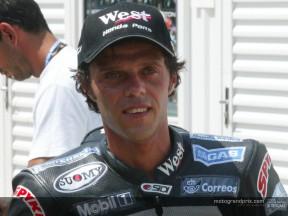 Loris Capirossi habla sobre sus expectativas con Ducati en 2003