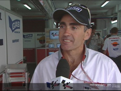 Mick Doohan looks ahead to the final race of the year