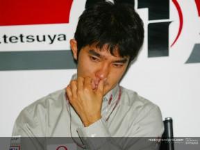Tetsuya Harada announces professional retirement