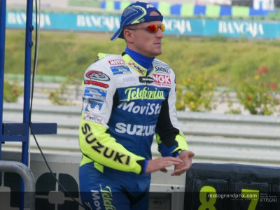 Confirmado el pase de Sete Gibernau al equipo Honda Gresini