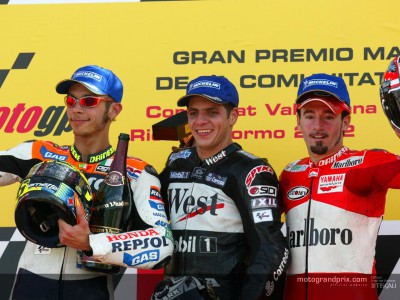 Quotes from the top three riders