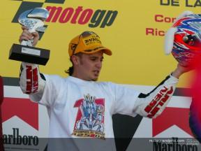 Arnaud Vincent Champion du Monde, Pedrosa vainqueur