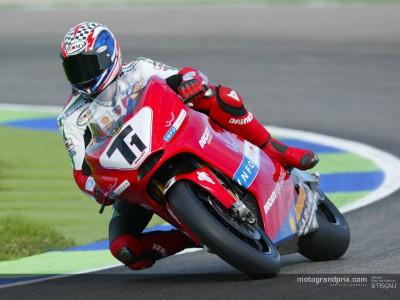 Prima apparizione in pubblico per la Ducati Desmosedici en Valencia