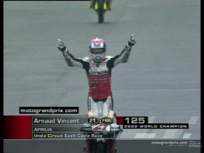 Arnaud Vincent´s victorious campaign