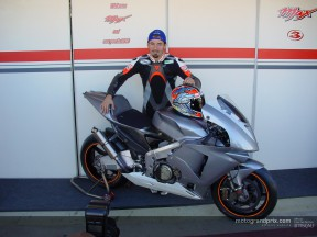 MotoGP merry-go-round in hectic Valencia test session