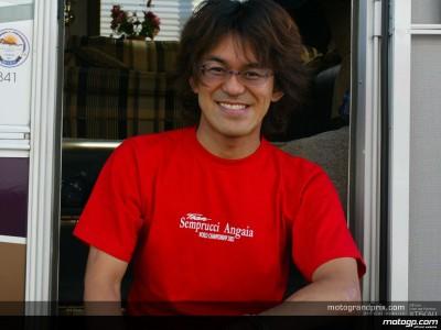 `Nobby´ Ueda annuncia il suo ritiro dopo 12 anni di competizioni