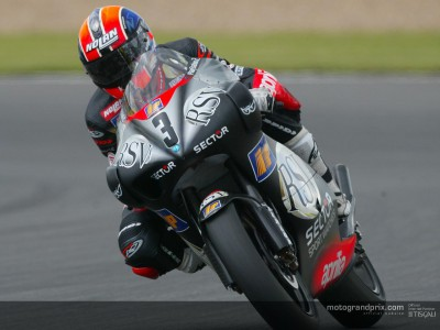 Melandri and the 2002 Championship : facts and figures