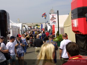 MotoGP establishes new onsite crowd records