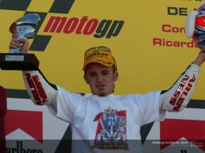 Fewer winners in the 125cc class