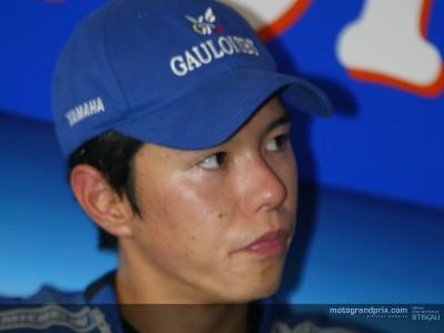 Shinya Nakano looks back on the 2002 season
