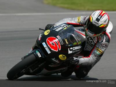 Mirko Giansanti looks back on the 2003 season