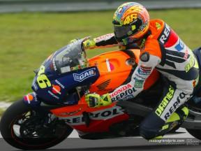 Rossi y Barros se reparten la mayor parte del liderato en los Grandes Premios