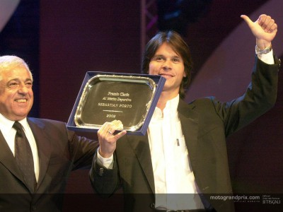 Sebastián Porto honoured in Argentina