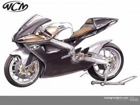 Harris WCM alignera une nouvelle MotoGP en 2003