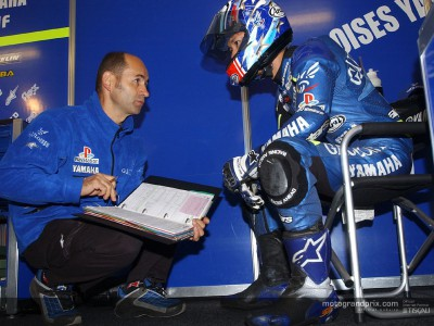 Nakano and Abe continue with Yamaha