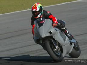 L´Aprilia RS Cube ´Evolution´ fait bonne impression à Jerez