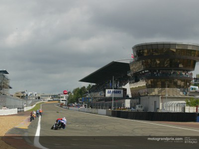 Promising future for the French Grand Prix