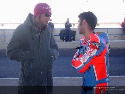 L´HRC e la Yamaha ultimano i lavori nell´ultima giornata di test a Jerez