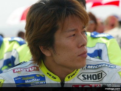 Kagayama and Ryo carry on testing duties for Suzuki