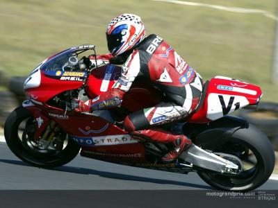 Si conclude il test dei piloti Ducati a Phillip Island