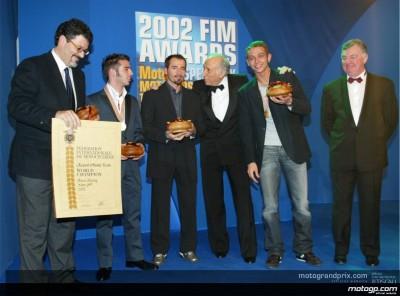 La cérémonie de remise des prix FIM conclut une saison spectaculaire