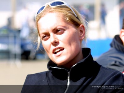 Katja Poensgen preparing for GP return