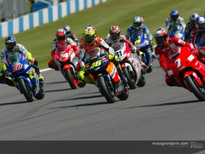 Rule changes for the 2003 MotoGP season