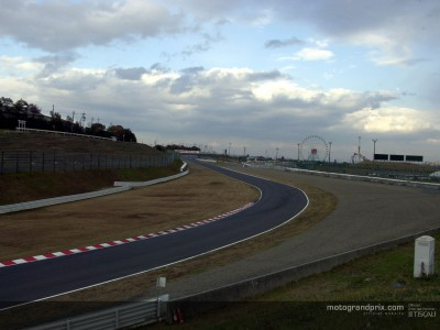 Further alterations made to Suzuka Circuit