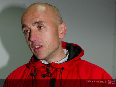 Luís D´ Antín: `We have the tools and the talent to reach the top five in 2003´