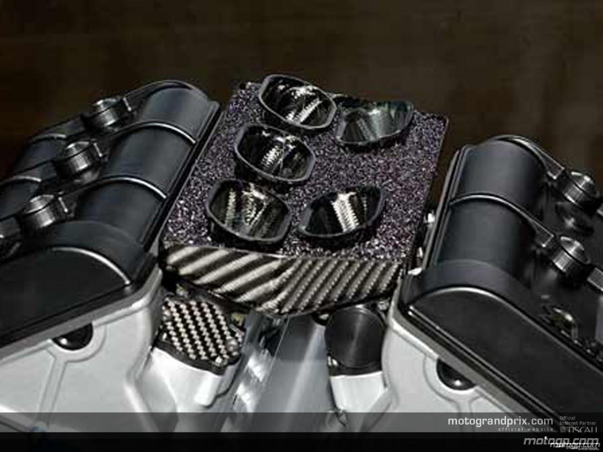 Proton Team KR V5 engine roars into life | MotoGP™