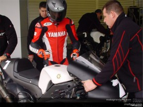 Yamaha conclude latest tests in Valencia