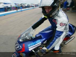 Chris Martin, un británico con metas ambiciosas en el equipo  Seedorf Racing
