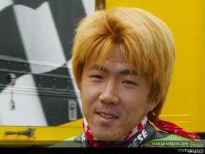 Ui, de nuevo el más rápido entre los pilotos Aprilia de 125cc en Valencia