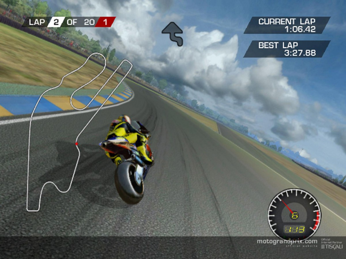 MotoGP 2 to be launched for Xbox and PC