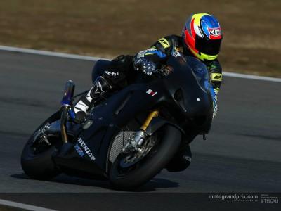 La Moriwaki continua a sviluppare la sua MotoGP a Motegi
